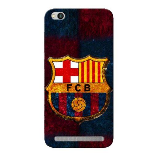 FC Barcelona Xiaomi Redmi 5A Mobile Cover