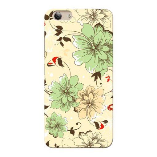 Floral Design Vivo Y53 Mobile Cover