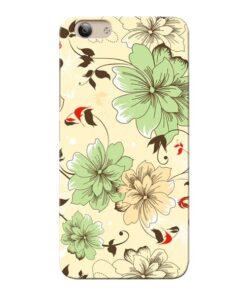 Floral Design Vivo Y53i Mobile Cover