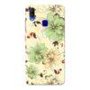 Floral Design Vivo Y95 Mobile Cover