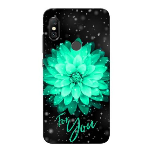 For You Redmi Note 6 Pro Mobile Cover