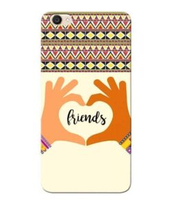 Friendship Vivo Y55s Mobile Cover