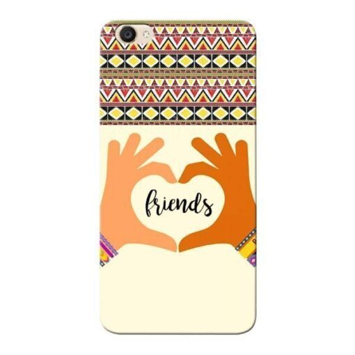 Friendship Vivo Y55s Mobile Cover
