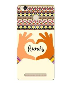 Friendship Xiaomi Redmi 3s Prime Mobile Cover