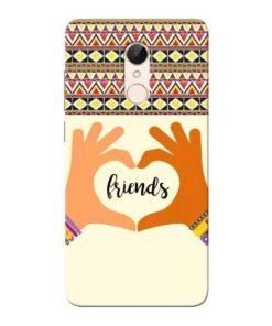 Friendship Xiaomi Redmi 5 Mobile Cover