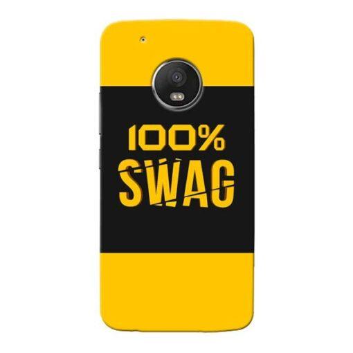 Full Swag Moto G5 Plus Mobile Cover