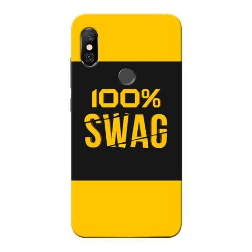 Full Swag Redmi Note 6 Pro Mobile Cover