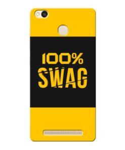 Full Swag Xiaomi Redmi 3s Prime Mobile Cover