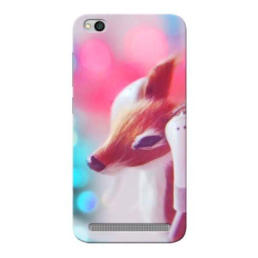 Funky Dear Xiaomi Redmi 5A Mobile Cover