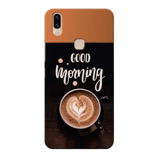 Good Morning Vivo V9 Mobile Cover