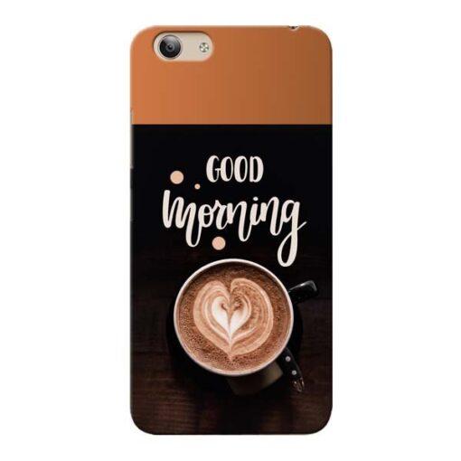 Good Morning Vivo Y53i Mobile Cover