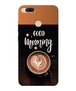 Good Morning Xiaomi Mi A1 Mobile Cover
