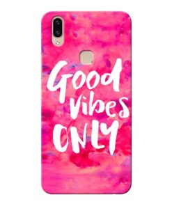 Good Vibes Vivo V9 Mobile Cover