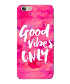 Good Vibes Vivo Y53i Mobile Cover
