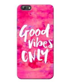 Good Vibes Vivo Y69 Mobile Cover