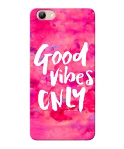 Good Vibes Vivo Y71 Mobile Cover