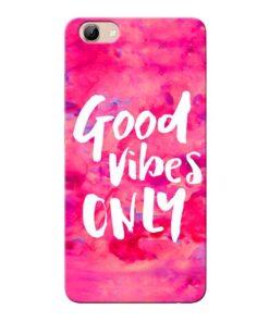 Good Vibes Vivo Y71 Mobile Cover