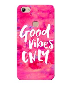 Good Vibes Vivo Y81 Mobile Cover
