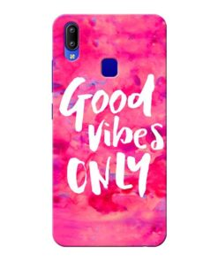 Good Vibes Vivo Y95 Mobile Cover