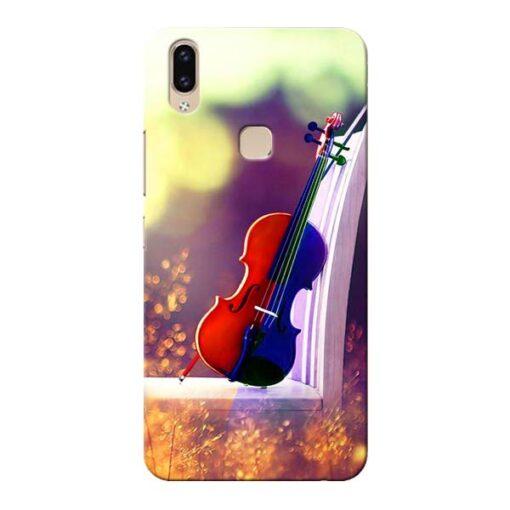Guitar Vivo V9 Mobile Cover