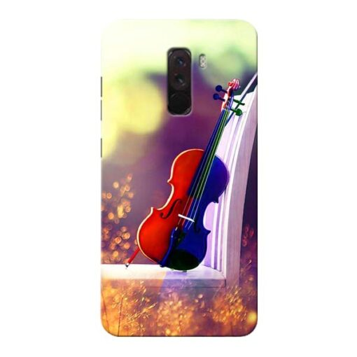 Guitar Xiaomi Poco F1 Mobile Cover