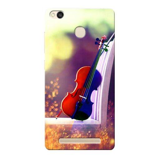 Guitar Xiaomi Redmi 3s Prime Mobile Cover
