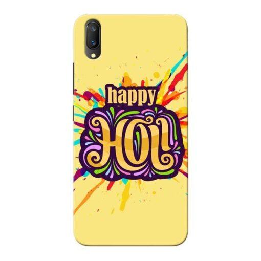 Happy Holi Vivo V11 Pro Mobile Cover