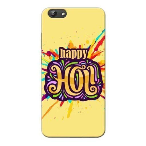 Happy Holi Vivo Y66 Mobile Cover