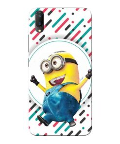 Happy Minion Vivo V11 Pro Mobile Cover