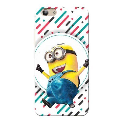 Happy Minion Vivo Y53 Mobile Cover