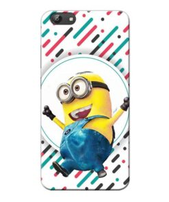 Happy Minion Vivo Y66 Mobile Cover