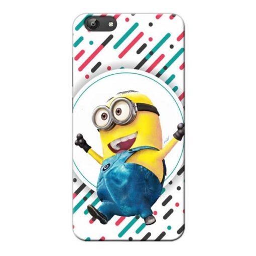 Happy Minion Vivo Y66 Mobile Cover