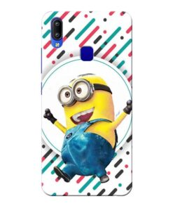 Happy Minion Vivo Y95 Mobile Cover