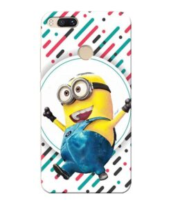 Happy Minion Xiaomi Mi A1 Mobile Cover