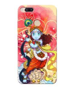 Hare Krishna Xiaomi Mi A1 Mobile Cover