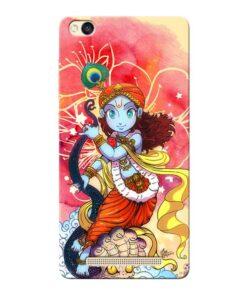 Hare Krishna Xiaomi Redmi 3s Mobile Cover