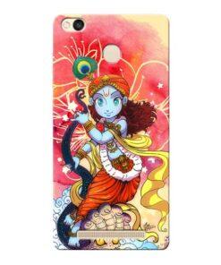 Hare Krishna Xiaomi Redmi 3s Prime Mobile Cover