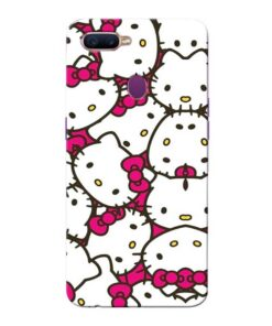 Hello Kitty Oppo F9 Pro Mobile Cover