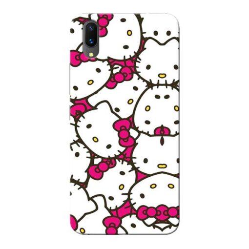 Hello Kitty Vivo X21 Mobile Cover