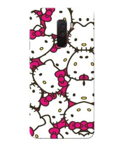 Hello Kitty Xiaomi Poco F1 Mobile Cover