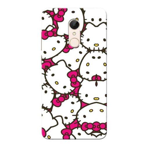 Hello Kitty Xiaomi Redmi 5 Mobile Cover