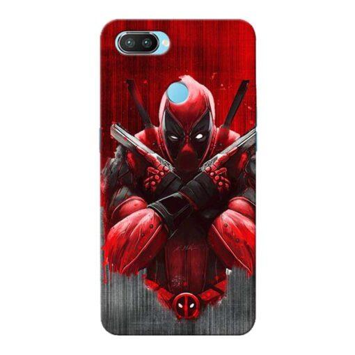 Hero Deadpool Oppo Realme 2 Pro Mobile Cover