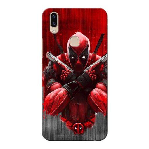 Hero Deadpool Vivo V9 Mobile Cover