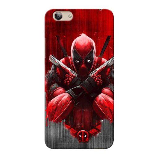Hero Deadpool Vivo Y53i Mobile Cover