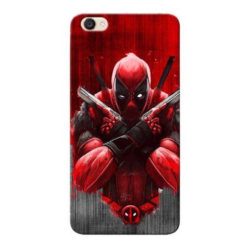 Hero Deadpool Vivo Y55s Mobile Cover