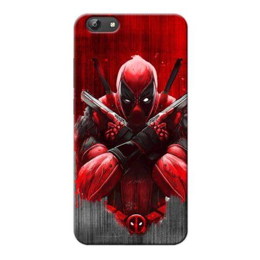 Hero Deadpool Vivo Y69 Mobile Cover