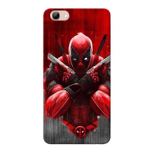 Hero Deadpool Vivo Y71 Mobile Cover