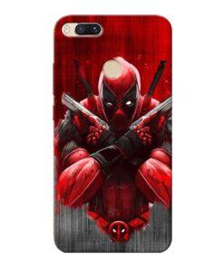 Hero Deadpool Xiaomi Mi A1 Mobile Cover