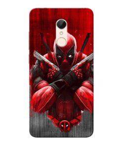 Hero Deadpool Xiaomi Redmi 5 Mobile Cover