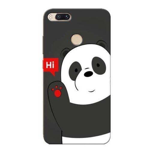 Hi Panda Xiaomi Mi A1 Mobile Cover